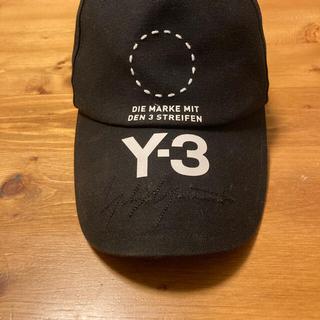 Y-3 - y-3 キャップ