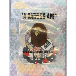 アベイシングエイプ(A BATHING APE)のBE@RBRICK BAPE CAMO 28TH ANNIVERSARY BOX(その他)