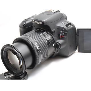 Canon - ✨Wi-Fi&高性能✨キャノン Canon EOS Kiss X9 レンズキット