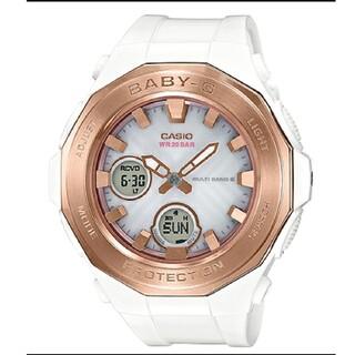 ベビージー(Baby-G)の新品未使用 baby-g BABY-G 電波ソーラー(腕時計)