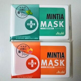アサヒ - 【MINTIA】ミンティア+MASK ペパーミント&シトラスミント