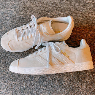 adidas - adidas♡♡ガゼル!23センチ 美品!