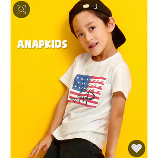 アナップキッズ(ANAP Kids)の新品 ANAP kids  Tシャツ(Tシャツ/カットソー)