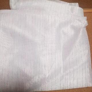 ニトリ - 最終お値引き❣️ニトリレースカーテン(100×198)1枚
