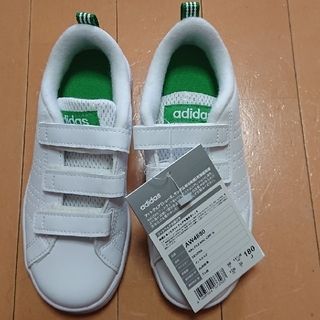 adidas - 新品アディダス adidas キッズ 18 ジュニア スニーカーバルクリーン