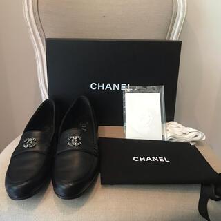 シャネル(CHANEL)のhi_ko様ご専用♡CHANEL ローファー (ローファー/革靴)