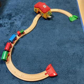 ブリオ(BRIO)のBRIOブリオのマイファーストレールセット33700(電車のおもちゃ/車)