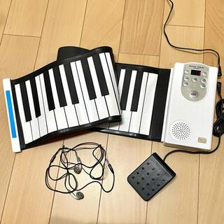 スクロールピアノ(電子ピアノ)