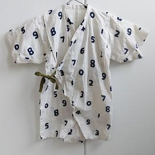 ソウソウ(SOU・SOU)のsousou わらべぎ ややぐるみ 夏 80(甚平/浴衣)