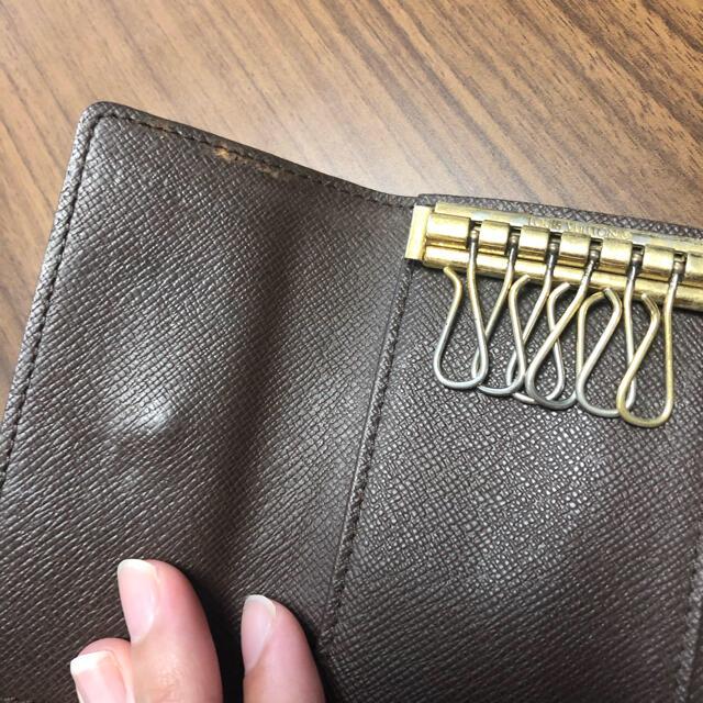 LOUIS VUITTON(ルイヴィトン)のルイヴィトン キーケース メンズのファッション小物(キーケース)の商品写真