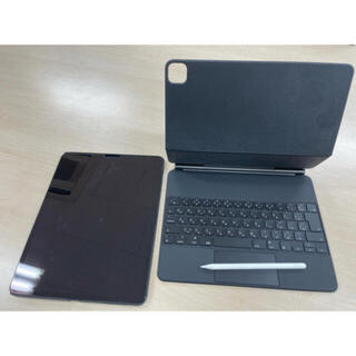 iPad - iPad Pro 11インチ 512GB セルラー Majic Keyboard