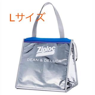 ディーンアンドデルーカ(DEAN & DELUCA)のLサイズ Ziploc DEAN&DELUCA BEAMS COUTURE 新品(エコバッグ)