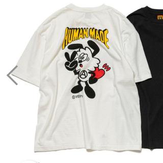 GDC - HumanMade×GirlsDon'tCry TシャツL