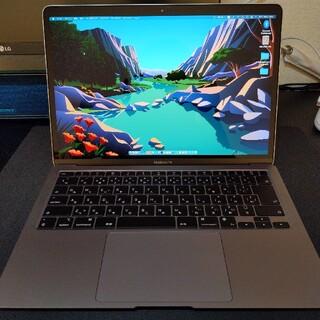 Mac (Apple) - M1 MacBook Air スペースグレイ 中古美品