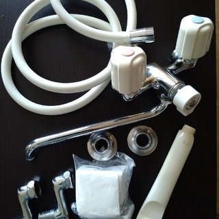 浴室用2ハンドルシャワー混合栓(その他)