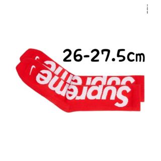 シュプリーム(Supreme)のSupreme Nike Lightweight Crew Socks 26(ソックス)