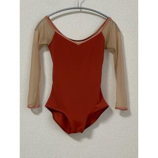 チャコット(CHACOTT)のyumiko  ユミコ レオタード  nina 3Q sleeve サイズS(ダンス/バレエ)