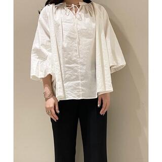 ミラオーウェン(Mila Owen)のmilaowen 今季完売 2wayブラウス(シャツ/ブラウス(半袖/袖なし))