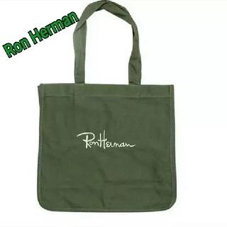 ロンハーマン(Ron Herman)のRon Herman ロンハーマン トートバッグ キャンバスバッグ 肩がけバッグ(トートバッグ)