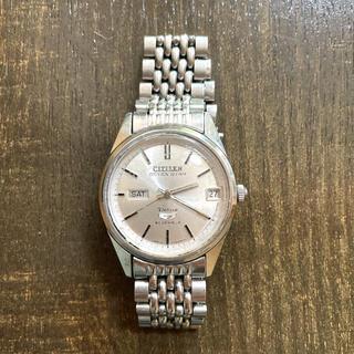 シチズン(CITIZEN)のCITIZEN SEVEN STAR AUTOMATIC 機械式 腕時計(腕時計(アナログ))