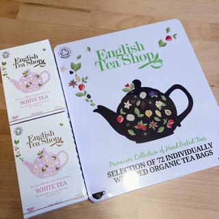 アフタヌーンティー(AfternoonTea)のEnglish Tea Shop ♡ギフト缶72袋&ボックス(20袋)2つセット(茶)