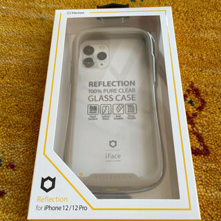 iPhone - iFace iphone12 ケース リフレクション ベージュ Hamee