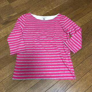 エーグル(AIGLE)のエーグル AlGLE Mサイズ  ロンT 七分袖(Tシャツ(長袖/七分))