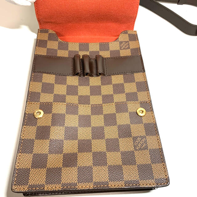 LOUIS VUITTON(ルイヴィトン)のLOUISVUITTON ルイヴィトン ダミエ ポートベロー  ショルダーバック レディースのバッグ(ショルダーバッグ)の商品写真