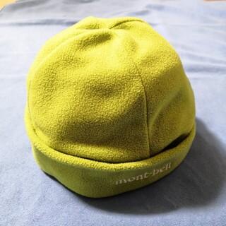 モンベル(mont bell)のモンベル mont-bell 帽子 キッズ用キャップ フリース(帽子)