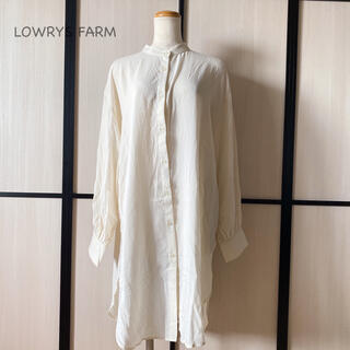 ローリーズファーム(LOWRYS FARM)の♡LOWRYS FARM シャツワンピース(ロングワンピース/マキシワンピース)