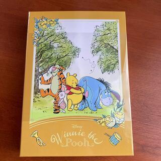 ディズニー(Disney)のプー&フレンズ クッキー Book Box ディズニーストア はちみつ ココア味(菓子/デザート)
