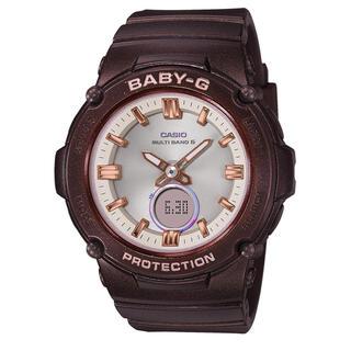 ベビージー(Baby-G)のカシオ 腕時計 ベビージー 電波ソーラー (腕時計)