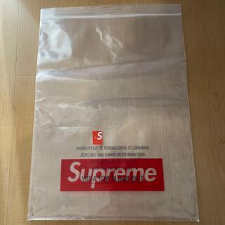 シュプリーム(Supreme)のSupreme ショッパー ショップバック ジップバッグ 半タグ 袋(ショップ袋)