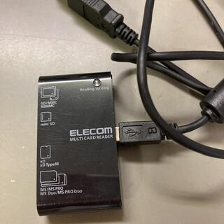 エレコム(ELECOM)のカードリーダー(その他)