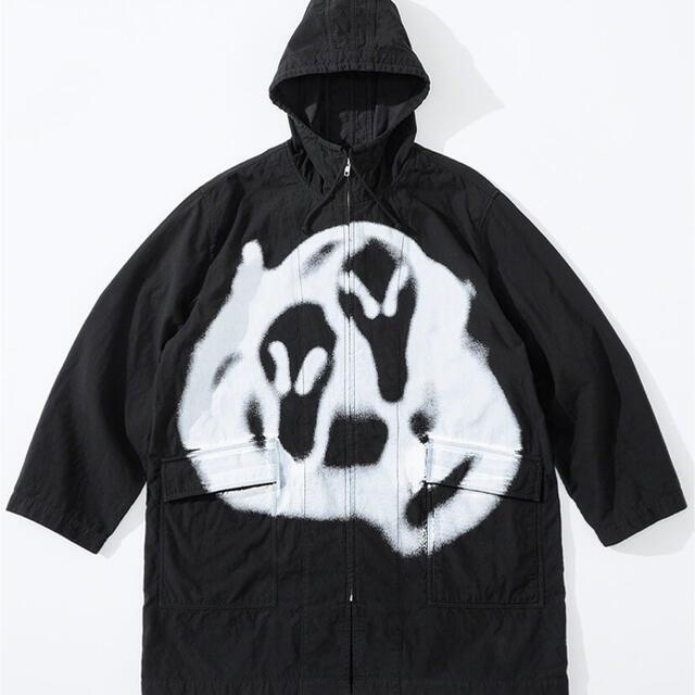 Supreme(シュプリーム)のsupreme yohji yamamoto コート メンズのジャケット/アウター(チェスターコート)の商品写真