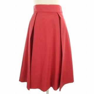アクアガール(aquagirl)のaquagirl テール スカート ミモレ ロング フレア ピンク系 34(ロングスカート)