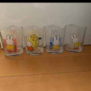 ミッフィー ガラスコップ コップ グラス miffy