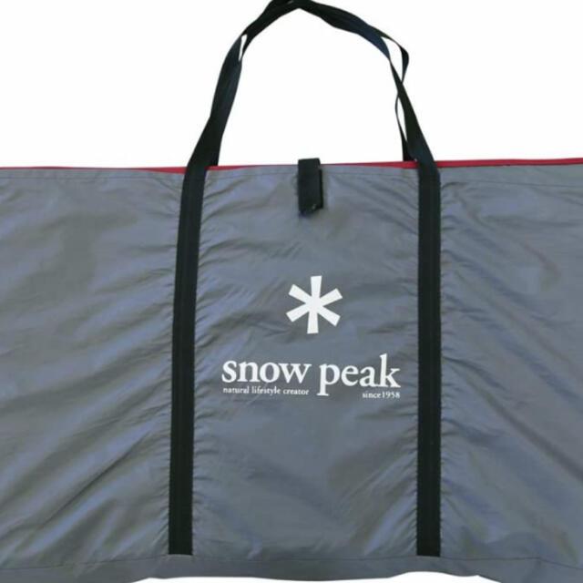 Snow Peak(スノーピーク)のえい様専用 スノーピーク アメニティドームテントセット スポーツ/アウトドアのアウトドア(その他)の商品写真