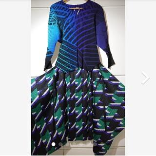 PLEATS PLEASE ISSEY MIYAKE - PLEATS PLEASE スカート 3 プリーツプリーズ イッセイミヤケ