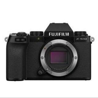 富士フイルム - 新品 未使用 FUJIFILM X-S10 ボディ ブラック 富士フイルム