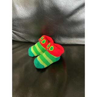 はらぺこあおむし◼︎靴下