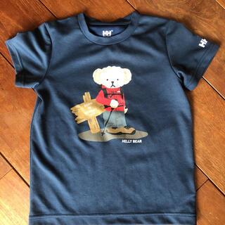 ヘリーハンセン(HELLY HANSEN)のヘリーハンセン  キッズ tシャツ  130cm(Tシャツ/カットソー)