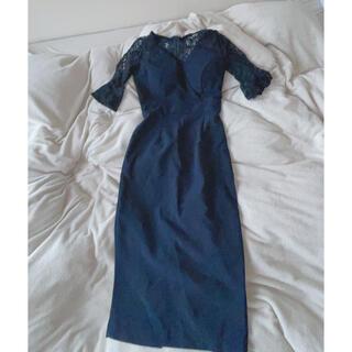 デイジーストア(dazzy store)のミディアムドレス♡(ミディアムドレス)