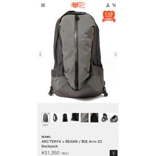 ARC'TERYX - ARC'TERYX × BEAMS / 別注 Arro 22 Backpack