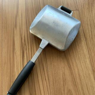 アサヒケイキンゾク(アサヒ軽金属)のアサヒ軽金属 ホットサンドベーカー  (鍋/フライパン)