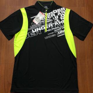 UNDER ARMOUR - アンダーアーマー ゴルフ メンズポロシャツ 新品サイズL