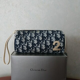 Christian Dior - 【美品】★クリスチャンディオール★トロッター ポーチ