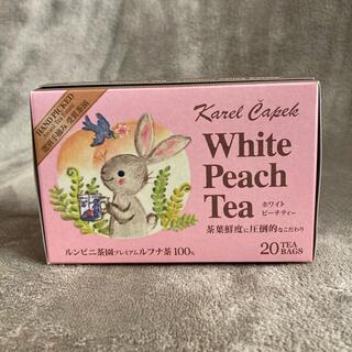 カレルチャペック ホワイトピーチティー(茶)