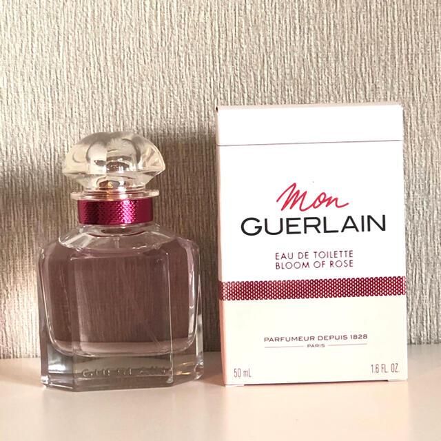 GUERLAIN(ゲラン)の値下げ 正規 新品未使用 ゲラン ブルーム オブ ローズ オードトワレ 50ml コスメ/美容の香水(香水(女性用))の商品写真