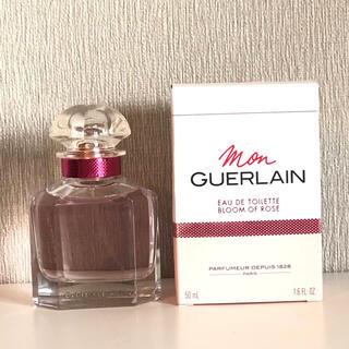 GUERLAIN - 値下げ 正規 新品未使用 ゲラン ブルーム オブ ローズ オードトワレ 50ml